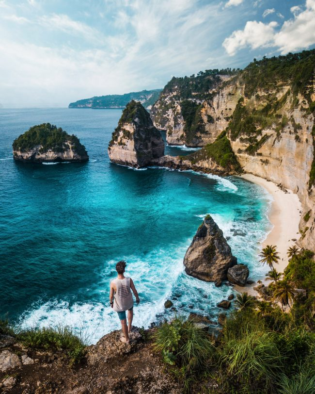 amazing things to do nusa penida viewpoint