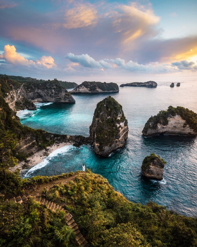 amazing things to do nusa penida keling king thousand island viewpoint