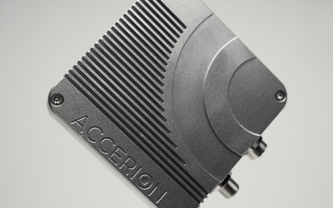 accerion product triton