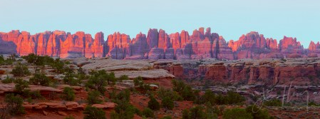 Needles Sunrise 1, Canyonlands