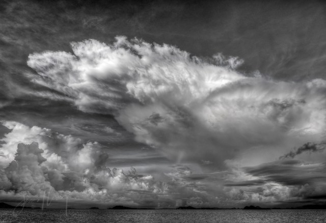 Komodo Sea Clouds 1