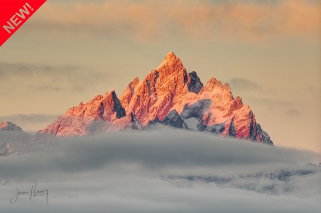 Grand Teton After the Storm