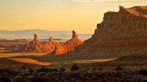 Sentinels at Sunset, Valley of the Gods