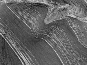 Wave Monochrome #7