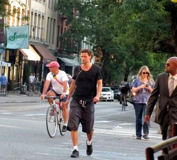 Bici en Greenwich