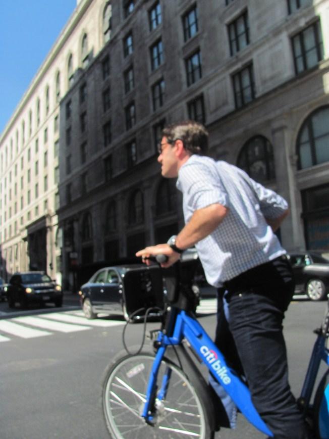 BicicletaMeatPacking