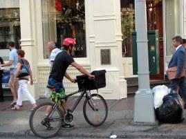 Deportista Bicicleta Soho