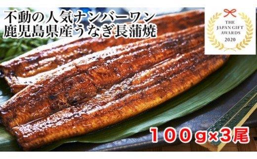 鹿児島県産うなぎ長蒲焼2尾(280g〜420g) イメージ