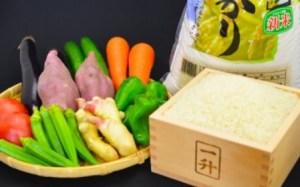定期便(米、野菜)