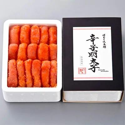 博多の味本舗 辛子明太子【無着色・二段仕込】 500g イメージ