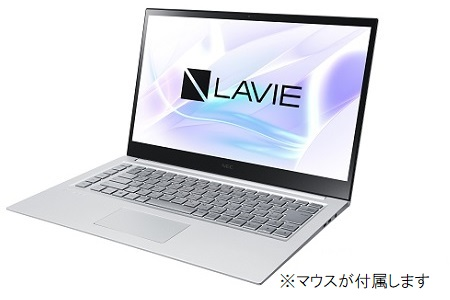 NEC LAVIE Direct VEGA(15.6型FHD IPS液晶モデル)2020年春モデル【数量限定】 【寄付金額:920,000円】 イメージ
