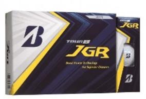 ゴルフボール3ダ-ス(BRIDGESTONE ゴルフボール『TOUR B JGR』カラー:ホワイト)