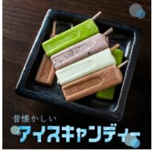 酒蔵手づくりの無添加アイスキャンデー(30本)