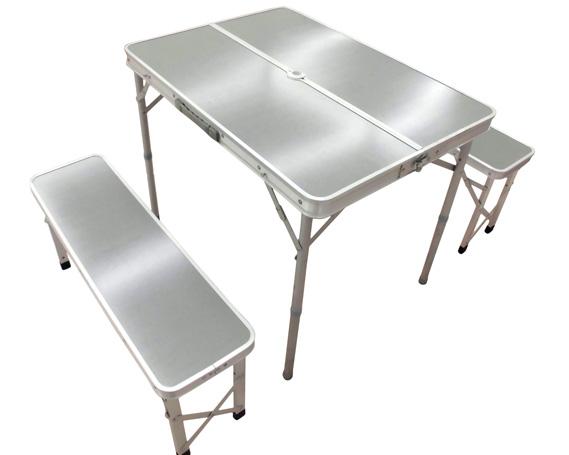 テーブル&ベンチセット メラミン天板  イメージ