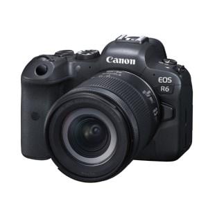 キヤノンミラーレスカメラ EOS R6・RF24-105 IS STM レンズキット イメージ