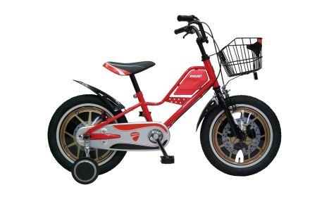 ドゥカティ 16型子供用自転車 イメージ