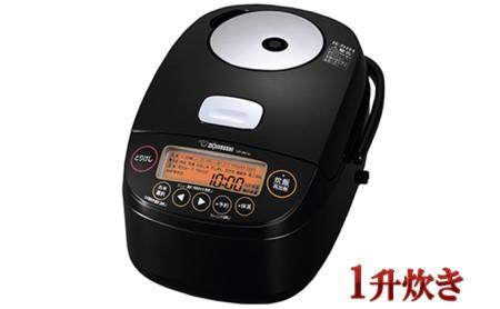 象印圧力IH炊飯ジャー「極め炊き」NPBK18-BA 1升炊き ブラック イメージ