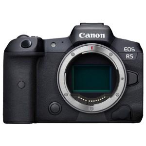 キヤノンミラーレスカメラ EOS R5 イメージ