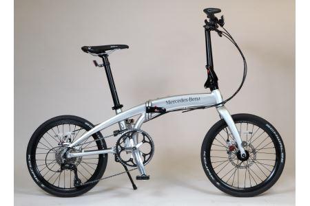 メルセデス・ベンツ 20型折りたたみ自転車 MB‐20FD‐ST9 イメージ