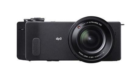 デジタルカメラ SIGMA dp Quattro シリーズ SIGMA dp0 Quattro(数量限定) イメージ
