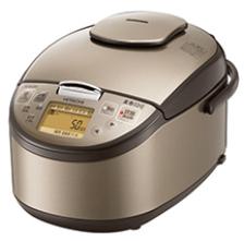 【圧力IH】炊飯器(5.5合用) RZ-BG10M