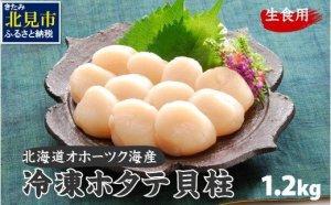 冷凍ほたて貝柱1.3kg(50~110粒/kg)【枝幸ほたて】海洋食品