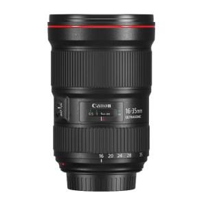 キヤノン EOSシリーズ用交換レンズ(EF16-35mm F2.8L III USM) イメージ