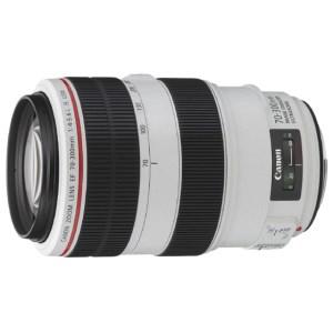 キヤノン EOSシリーズ用交換レンズ(EF70-300mm F4-5.6L IS USM) イメージ