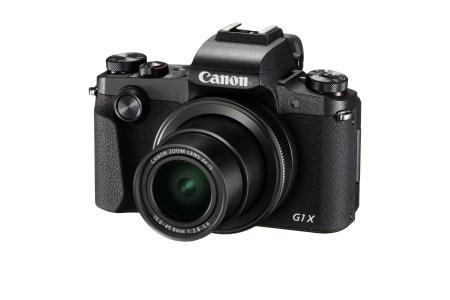 Canon PowerShot G1 X Mark III キヤノン パワーショットカメラ イメージ