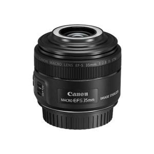 キヤノン EOSシリーズ用交換レンズ(EF-S35mm F2.8 マクロ IS STM) イメージ