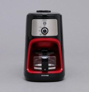 アイリスオーヤマ 全自動コーヒーメーカー IAC-A600 イメージ