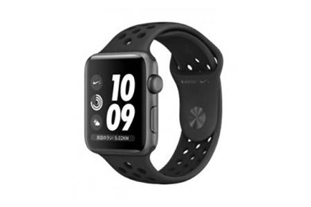 Apple Watch Nike+ GPSモデル(黒) イメージ
