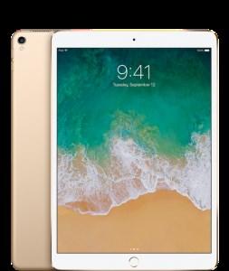 10.5インチ iPad Pro(Wi-Fi 256GB – ゴールド) イメージ