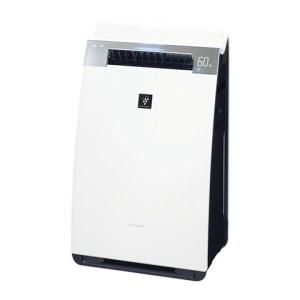 シャープ プラズマクラスター25000【加湿空気清浄機】ホワイト(KI-HX75-W) イメージ