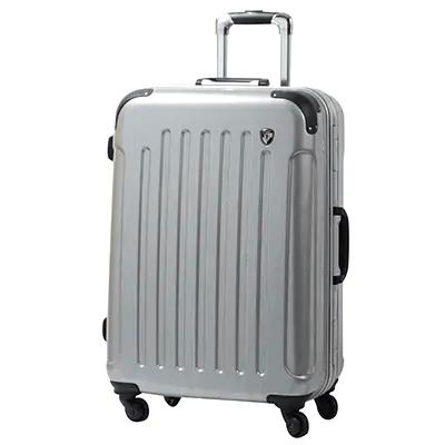 スーツケースPC7000 MSサイズ スクラッチシャンパン イメージ