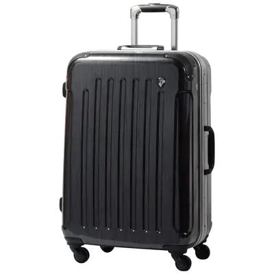 スーツケースPC7000 Mサイズ スクラッチガンメタ イメージ
