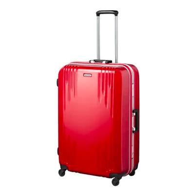 日本製スーツケース WT カタノイ 84L (レッド) 04073-10 イメージ