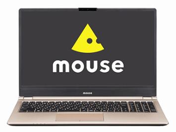 マウスコンピューター15.6型ノート「m-Book B508H-IIYAMA」 イメージ