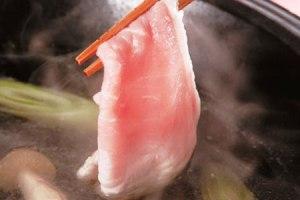 美味しい大分県産豚のしゃぶしゃぶ:ロース&バラ肉1.6kg