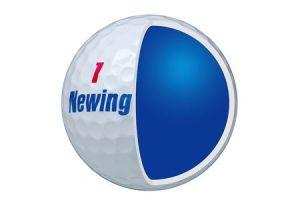 広島県大竹市 ブリヂストン ゴルフボール Newing SUPER SOFT FEEL 3ダース 【色ホワイト】