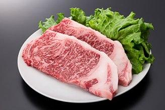 【A4ランク以上】山形牛サーロインステーキ(360g)