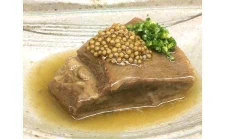 老舗料理屋がお届けする牛タンの柔らか煮 6個入 イメージ