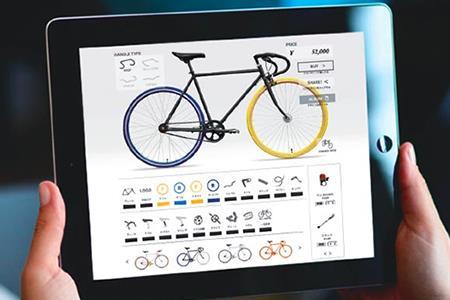 世界に1台のオリジナル自転車をCocci Pedaleで作ろう【寄付金額:50,000円】 イメージ