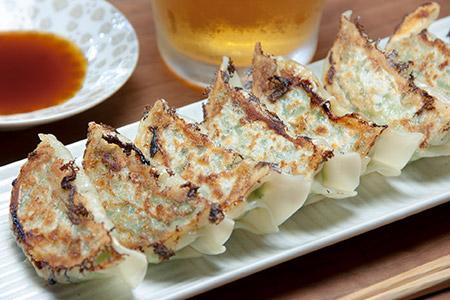 ニラのまち香南市 香南ニラ餃子14個  イメージ