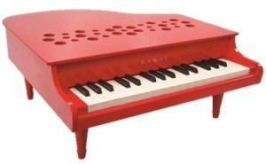 KAWAI ミニグランドピアノP‐32レッド