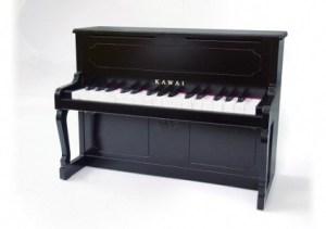 カワイミニアップライトピアノ[2019](1151 ブラック)