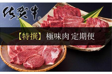 【特撰】佐賀牛・県産和牛 極味肉定期便 (限定30件) イメージ