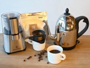 スペシャルティコーヒー&本格ドリップセット(豆)