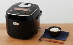 米屋の旨み 銘柄炊き IHジャー炊飯器 10合 RC-IE10-B