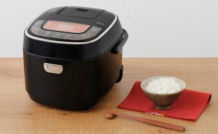米屋の旨み 銘柄炊き ジャー炊飯器 5.5合 RC-MC50-B イメージ